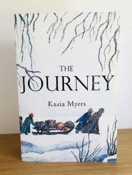 The Journey Book by Kazia Myers