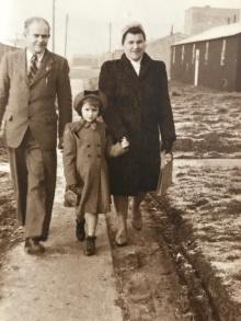 Hertford Bridge 1948